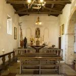 Interno della chiesa di San Salvatore.