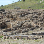 Punic-roman residential area.