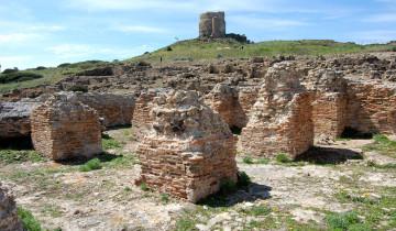 Interno del castellum aquae.