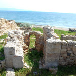 The praefurnium (furnace to heating the rooms) of the termal baths n. 1.