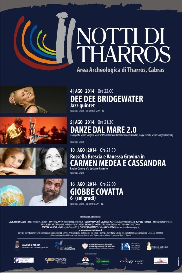 Notti di Tharros 14 - Locandina