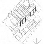 Ricostruzione del cd. tempio delle semicolonne doriche proposta da E. Acquaro (da E. Acquaro, Tharros tra Fenicia e Cartagine, in II ACFP, Roma, 9-14 Novembre 1987, Roma 1991, II, fig. 8).