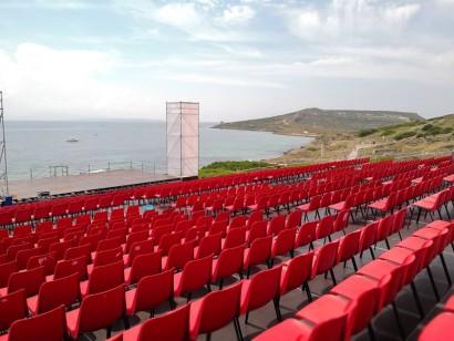nuovo anfiteatro Tharros